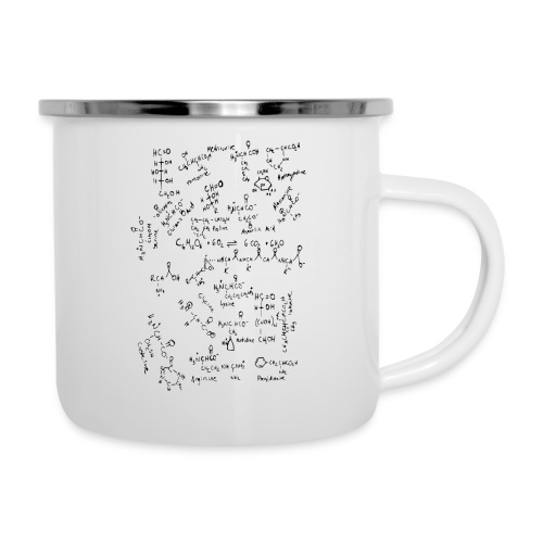 Organic chemistry: The Finale - Camper Mug