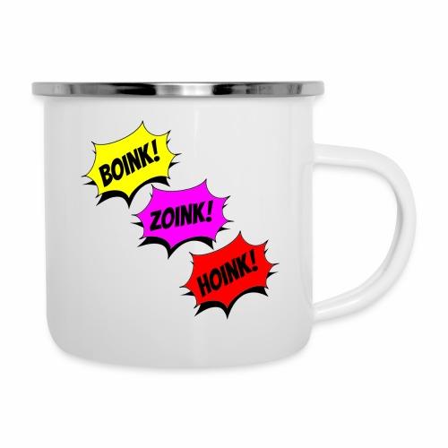 Boink Zoink Hoink - Camper Mug