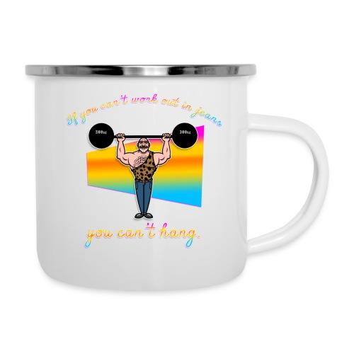 Jean Jockey - Camper Mug