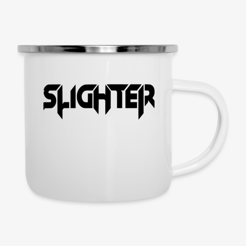 Slighter Black Logo - Camper Mug