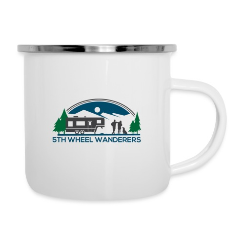 5th Wheel Wanderers - Camper Mug