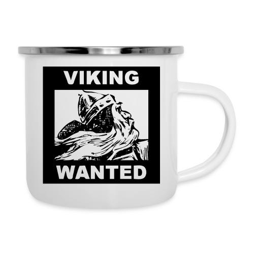 VIKING WANTED - Camper Mug