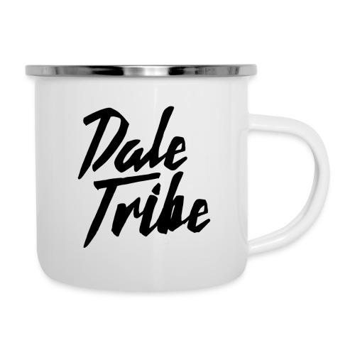 Dale Tribe Logo BLACK - Camper Mug