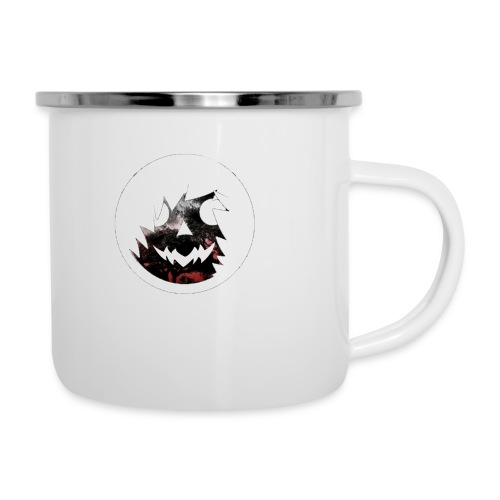 Axelofabyss Red with Nature - Camper Mug