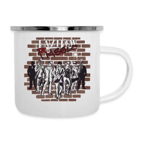 East Row Rabble - Camper Mug