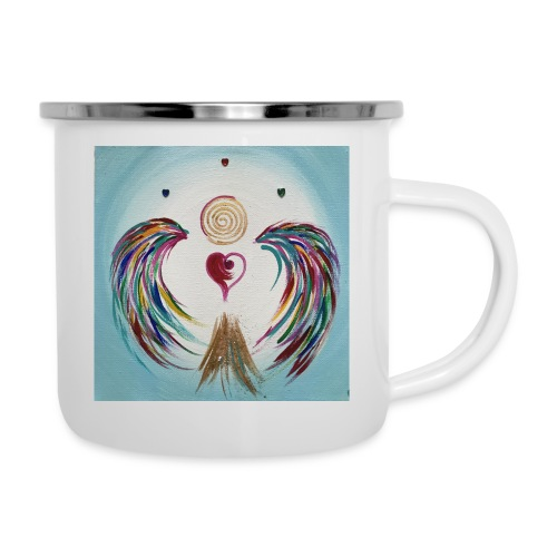 Heartangel Rainbow - Camper Mug
