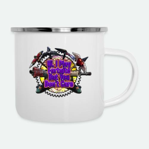 I Play Fortnut - Camper Mug