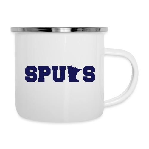 MN Spurs - State - Camper Mug