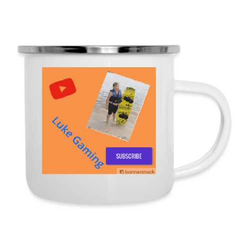 Luke Gaming T-Shirt - Camper Mug