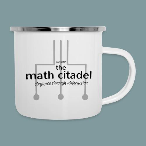 Abstract Math Citadel - Camper Mug