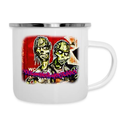 xxZombieSlayerJESSxx - Camper Mug