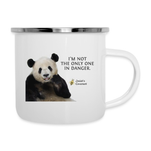 Endangered Pandas - Josiah's Covenant - Camper Mug