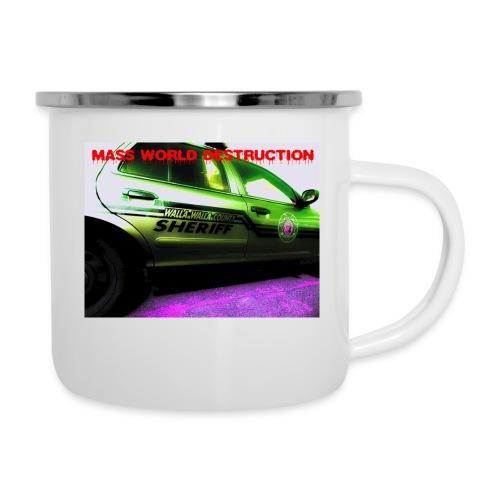 Walla Walla Police Department - Camper Mug
