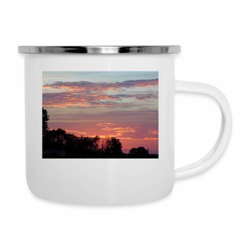 Sunset of Pastels - Camper Mug