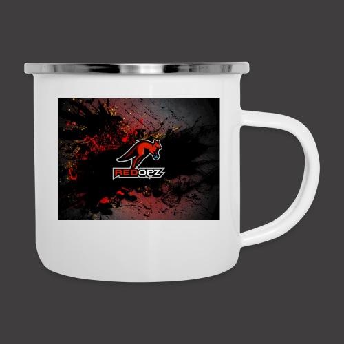 RedOpz Splatter - Camper Mug