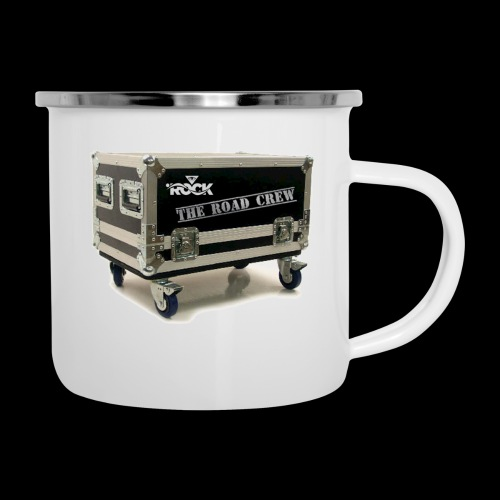 Eye rock road crew Design - Camper Mug