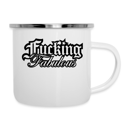 Fucking Fabulous Version 2 - Camper Mug