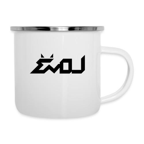 evol logo - Camper Mug