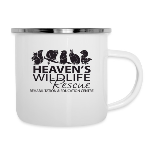 Heaven's Wildlife Rescue - Camper Mug