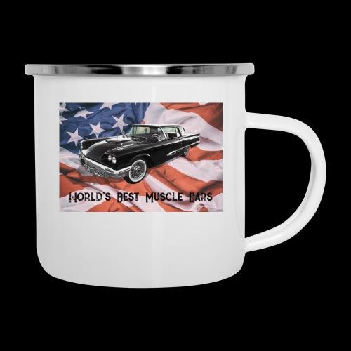 World's Best Muscle Cars - Camper Mug