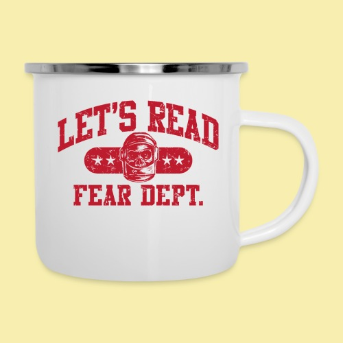 Athletic - Fear Dept. - RED - Camper Mug