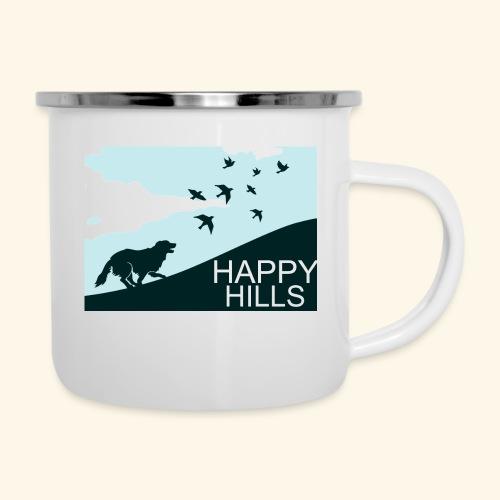 Happy hills - Camper Mug