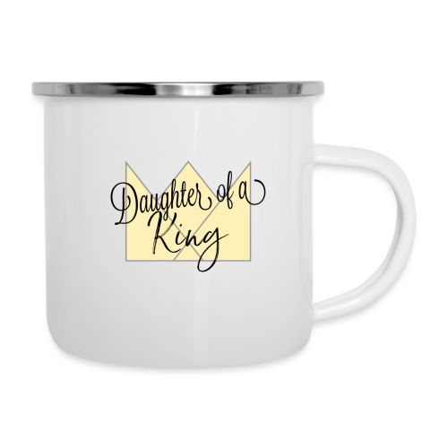 Daughter of a King Collection - Camper Mug