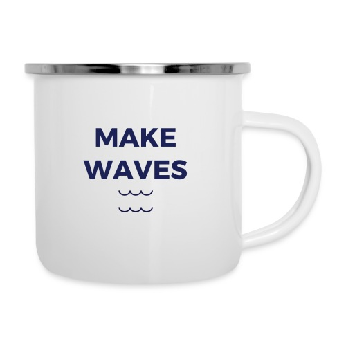 MAKE WAVES - Camper Mug