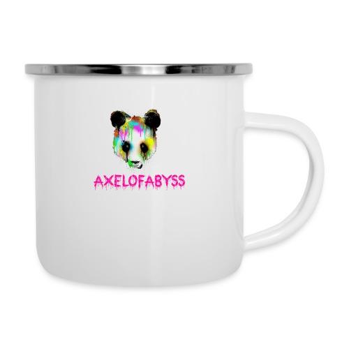 Axelofabyss panda panda paint - Camper Mug