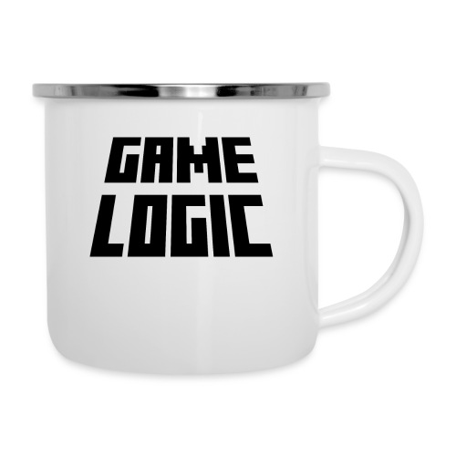 Game Logic Logo - Camper Mug