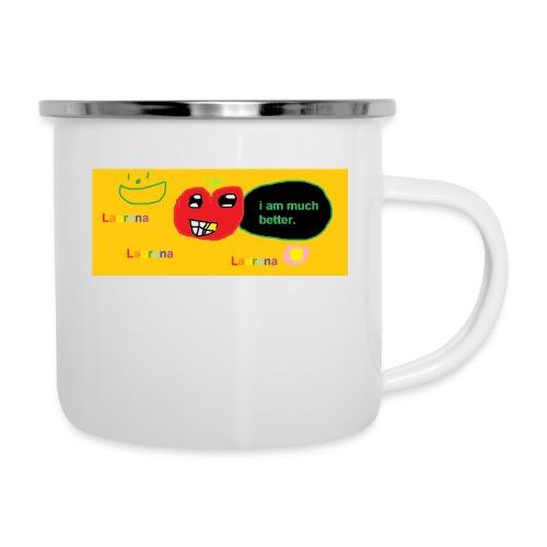 pechy vs apple - Camper Mug