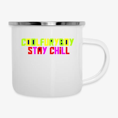 CoolFuryBoy - Camper Mug