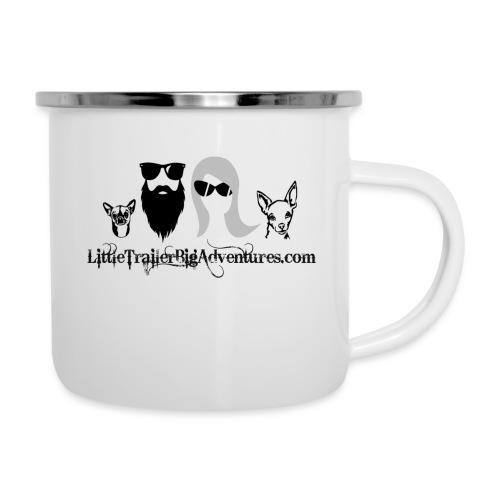 LTBA Heads Logo - Camper Mug