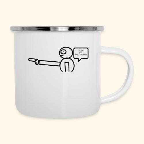 OMG its txdiamondx - Camper Mug