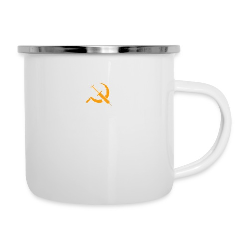 USSR logo - Camper Mug