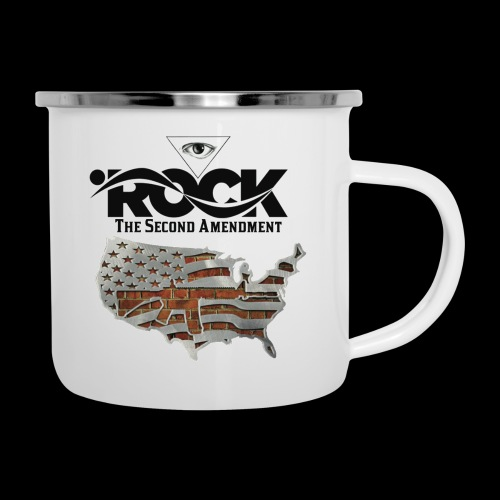 Eye Rock the 2nd design - Camper Mug