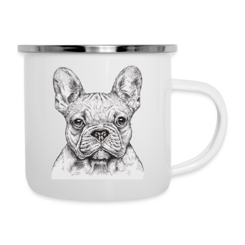 French Bulldog - Camper Mug