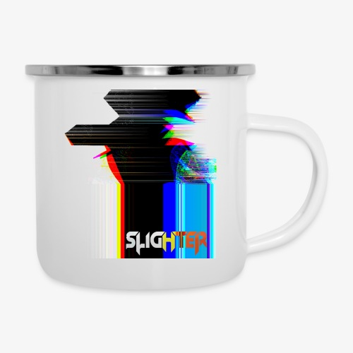 Chroma Glitch - Camper Mug