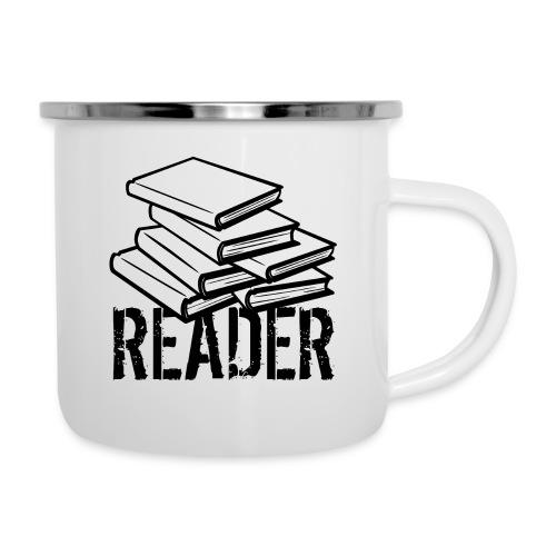 reader - Camper Mug