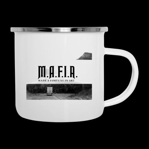 Road to Success(Mafia) - Camper Mug