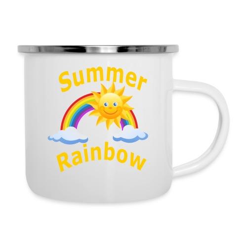Summer Rainbow - Camper Mug