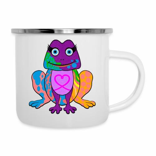 I heart froggy - Camper Mug