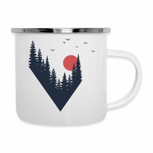 Nature Love - Camper Mug