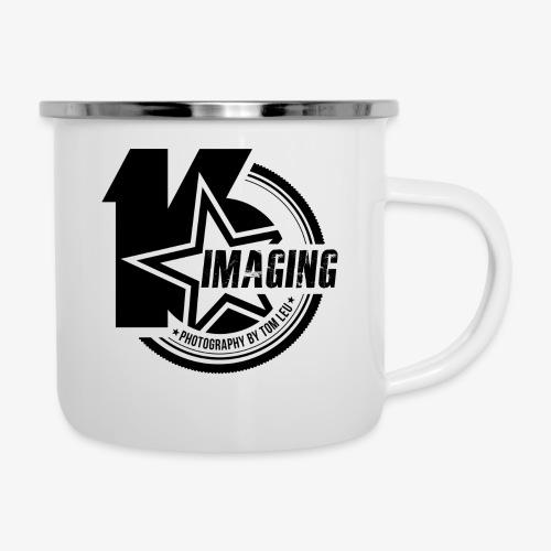 16 Badge Black - Camper Mug