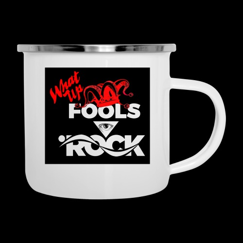 Fool design - Camper Mug