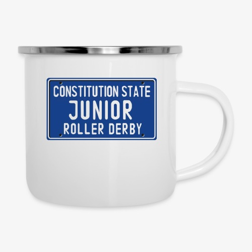 Constitution State Junior Roller Derby - Camper Mug