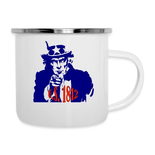 uncle-sam-1812 - Camper Mug
