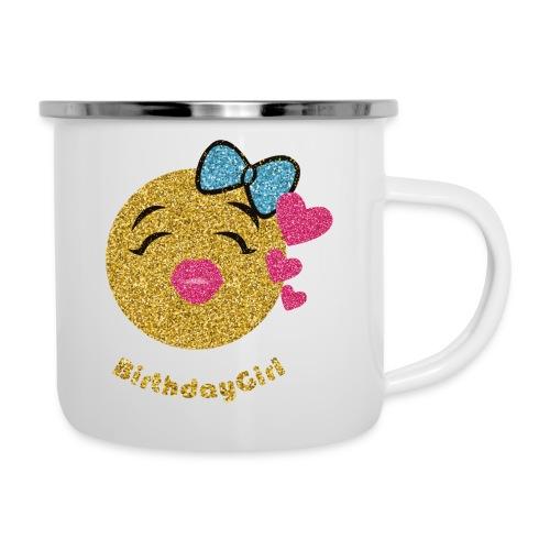 Birthdaygirl - Camper Mug