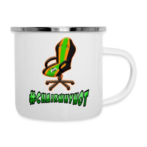 #ChairWhyNot - Camper Mug