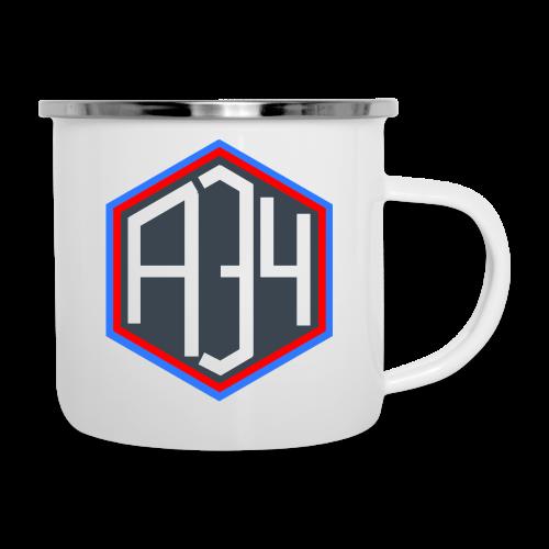 Adrian 34 LOGO - Camper Mug